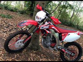Crf450 road legal (swaps) not cr ktm kx yz rm
