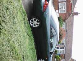 Ford Cougar, 2000 (W) Green Hatchback, Manual Petrol, 140,000 miles