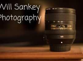 Freelance Photographer!