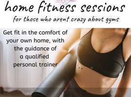 Home fitness sessions