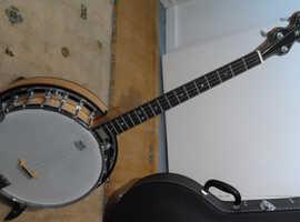 Pilgrim Tenor banjo
