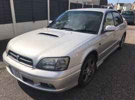 Subaru Legacy, 2002 (52), Automatic Petrol, 100,000 miles