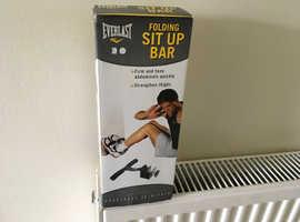 Folding Sit Up Bar