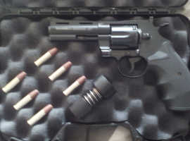 Swiss arms 357__4.5mm steel bb and 177pellet