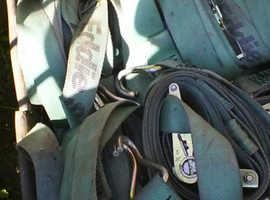 Ratchet straps good cond