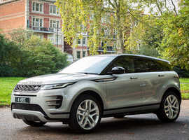 FOR HIRE / RENT Land Rover Range Rover Evoque, 2019 (69) Silver Estate