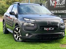 2016 Citroen C4 Cactus 1.6 BlueHDI Flair Only 1 Previous Keeper....£Zero Road Tax....Lovely Throughout