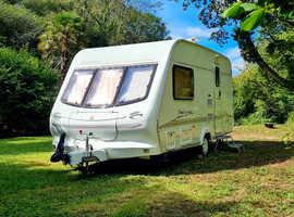 Popular ELDDIS  BROADWAY 470/2 - two berth touring caravan