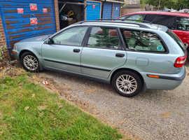 Volvo S/V40 SERIES, 2003 (53) Green Estate, Automatic Petrol, 138,000 miles