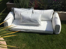 Bargain, New Replacement Cushions and Covers for garden sofa