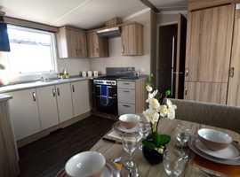 Swift Loire,  Holiday Home, Caravan, Villa, Lodge, No PItch Fees until 2023 !!!!!