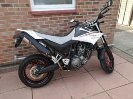 Yamaha XT660X SUPERMOTO, 09, MOT, ONLY 7K Miles! Service History. Fantastic condition.