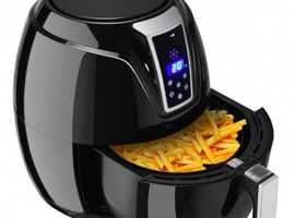 Costway Electric Digital Air Fryer Oil Free Low Fat Health Cooker (EP23468)