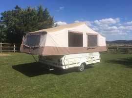 Pennine Sterling Folding Camper (Trailer Tent) YOM 2003