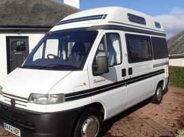 For sale is my Peugeot Boxer Auto-Sleeper