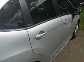 Citroen C3, 2011 (61) Silver Hatchback, Manual Petrol, 49,000 miles