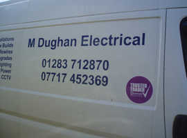 M Dughan Electrical - A complete and reliable service from start to finish.