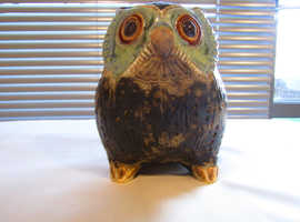 "Very Collectible - Vintage  - Lladro Figurine ""Little Eagle Owl"" - By Antonio Ballester"