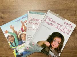 Childcare revision books