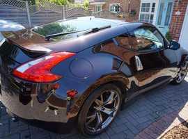 Nissan 370Z GT LTD EDITION - 2012 - 16000 !!! MILES ONLY BLACK ROSE