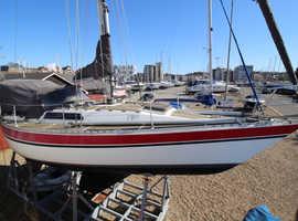 Colvic UFO 34 sailboat for sale in Suffolk