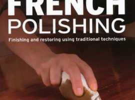 Furniture repairs & Frenchpolishing