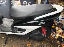 Sinnis Hero 125cc