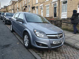Vauxhall Astra, 2010 (10) Silver Hatchback, Manual Petrol, 117,000 miles