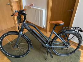 Juicy Roller e-Bike - nearly new