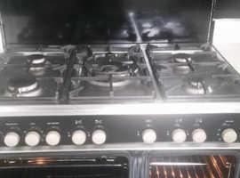KENWOOD 90 RANGE GAS COOKER