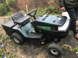 Hayter Tractor/Lawnmower
