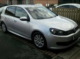 Golf 2012 1.6 DIESEL BLUEMOTION