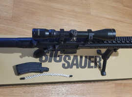 MCX .177 Air Rifle (free Kwc air pistol )