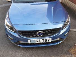 Volvo S60 2.0 D3 R-Design Lux 4dr * 64 Plate * 43k Miles * 11 Month MOT