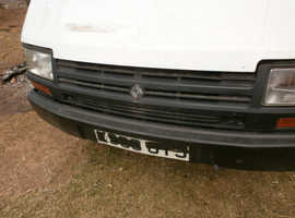 Renault Trafic T Series Rear axle