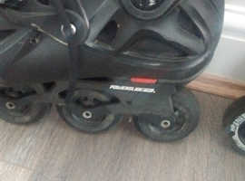 Powerslide Imperial Roller Skates size 9,5 collection only