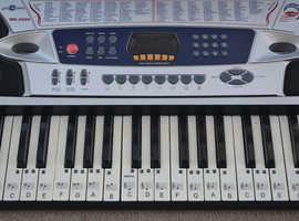 MK-2000 54-key Portable Keyboard