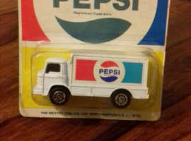 corgi pepsi truck