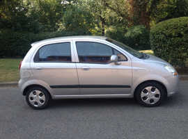 CHEVROLET MATIZ 1.0 2008 ONE OWNER SINCE 2015 MOT 7 MONTHS SERVICE HISTORY