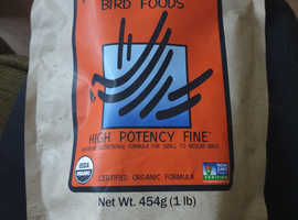Harrisons high potency fine organic bird food