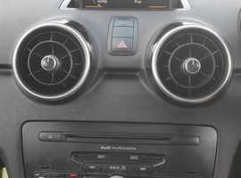 Audi A1, 2011 (11) White Hatchback, Manual Petrol, 39,100 miles