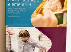 Adobe Photoshop and Premiere Elements 13 Windows & MAC 65237