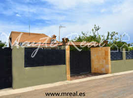 REF. H0004-VILLA FOR SALE IN LIRIA, VALENCIA, SPAIN