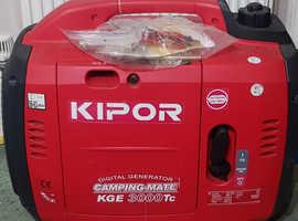 KIPOR  CAMPING GENERATOR