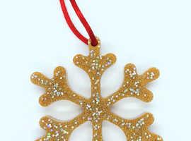 Giant Snowflake Decoration