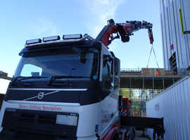 HGV Class 2 Driver with ALLMI Certification