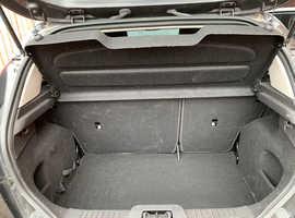 Ford Fiesta, 2015 (15) Black Hatchback, Manual Petrol, 16,000 miles
