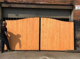 Fencing service All types fencing and gates driveways and pathways