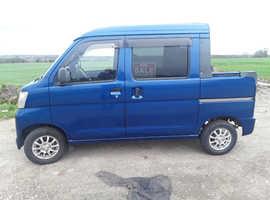 2006 Daihatsu Hijet,  Deck van    ...