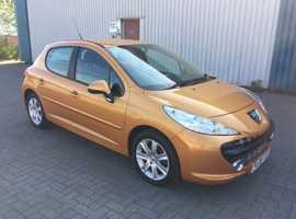 Peugeot 207 SPORT HDI 110, 2008 (08), Manual Diesel, 51,300 miles